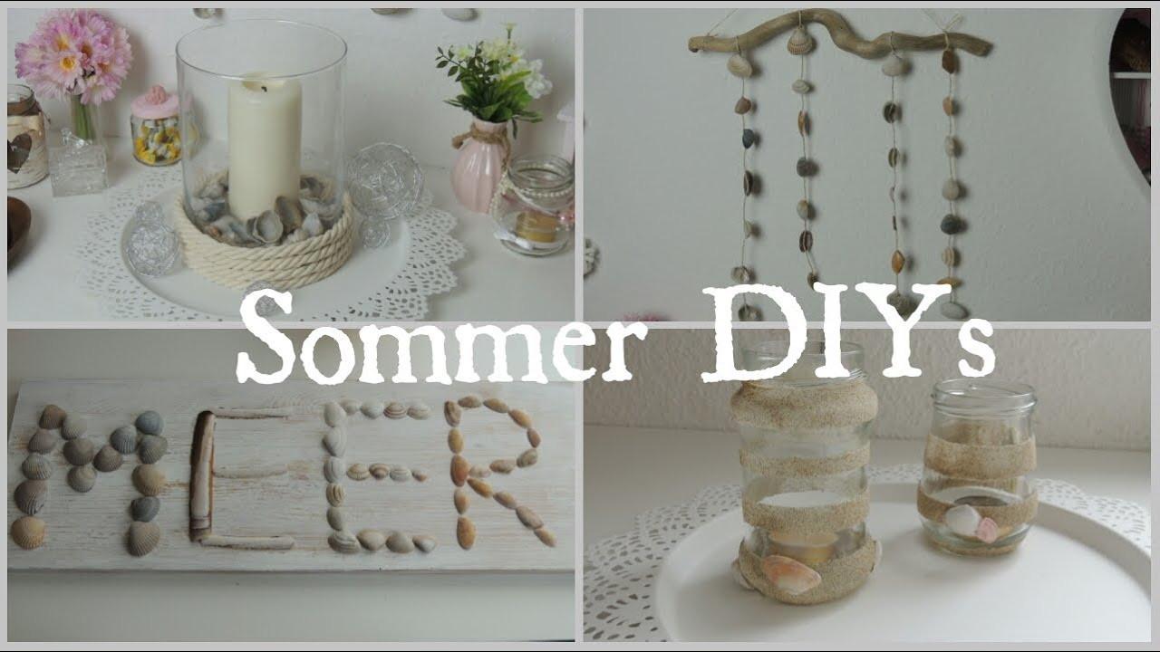 Diy Sommer Deko  DIY Sommer Deko