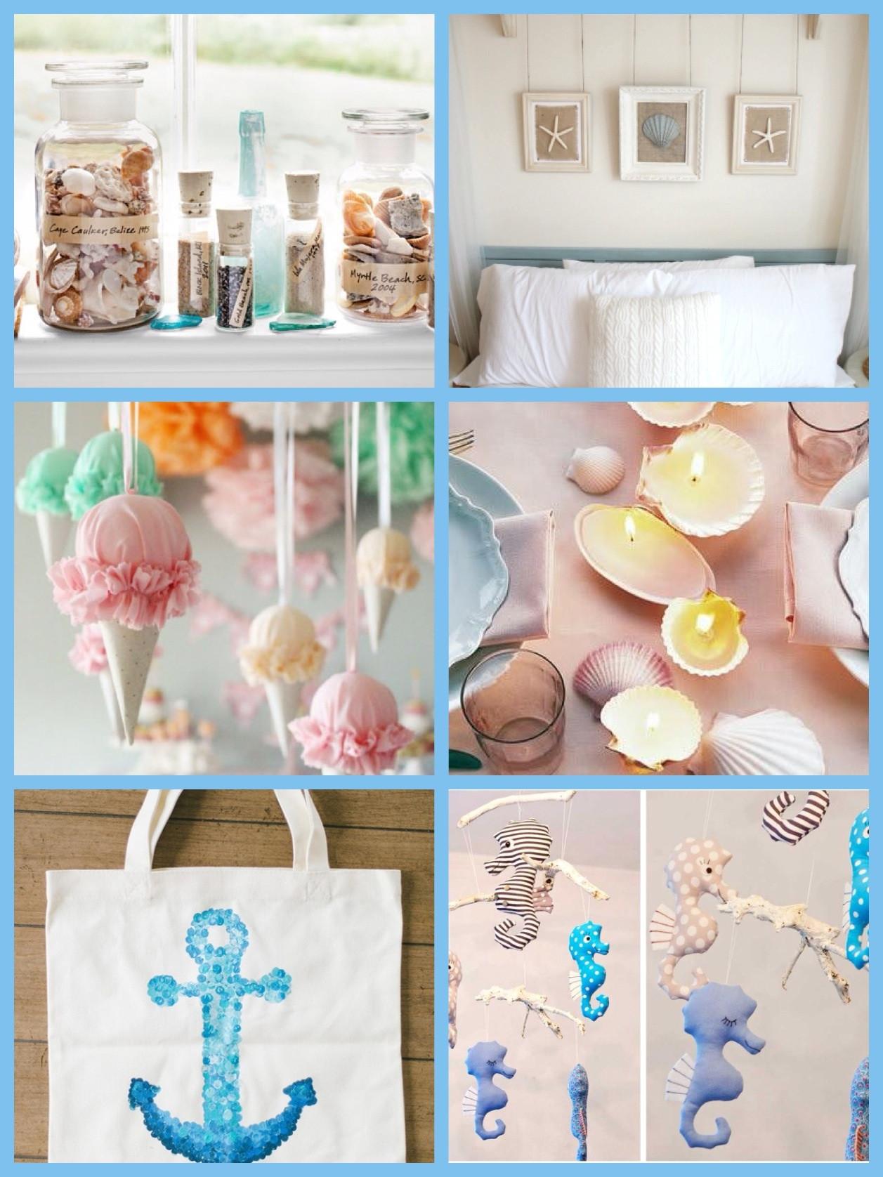 Diy Sommer Deko  DIY Ideen für deinen eigenen Sommer im Haus