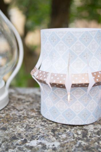 Diy Teelicht  DIY Teelicht Laterne