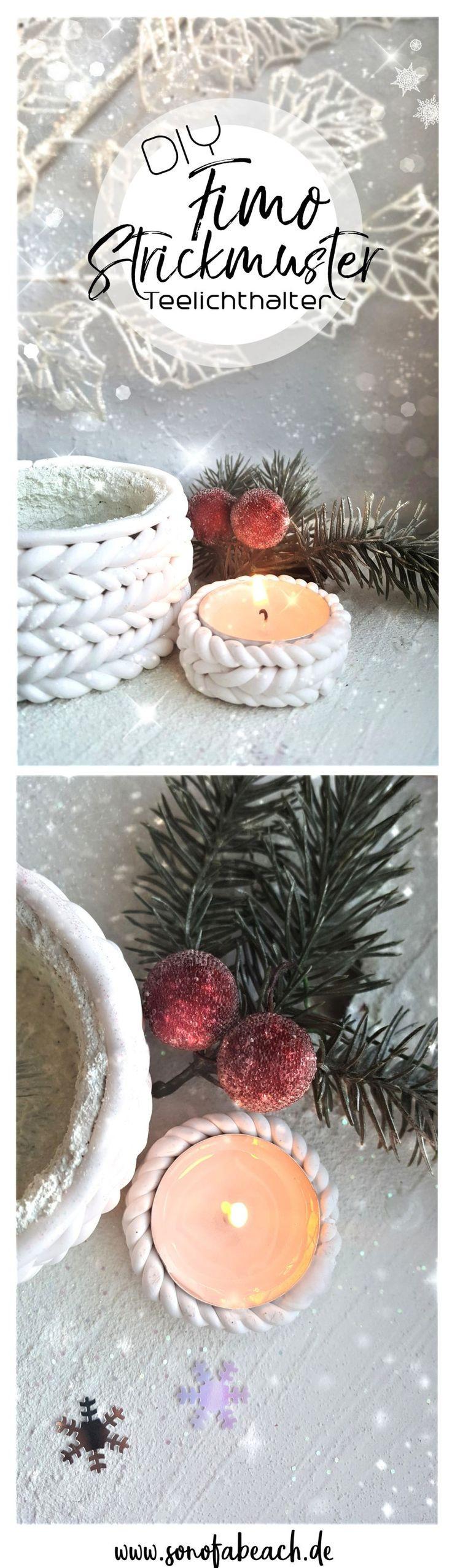 Diy Teelichthalter  Best 25 Clay crafts ideas on Pinterest