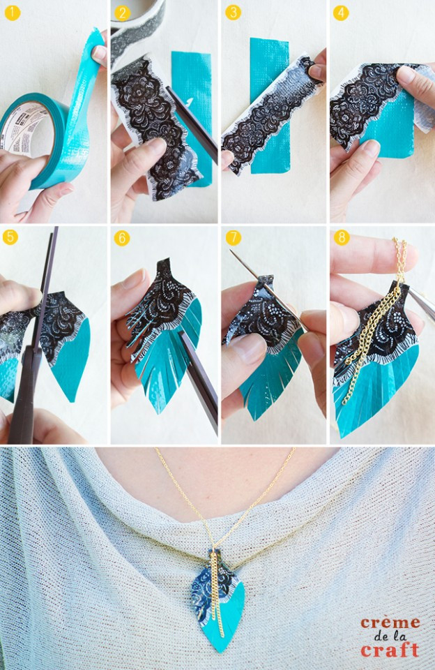 Diy Trend  17 Ways to Make Fashionable DIY Fashion Crafts for This