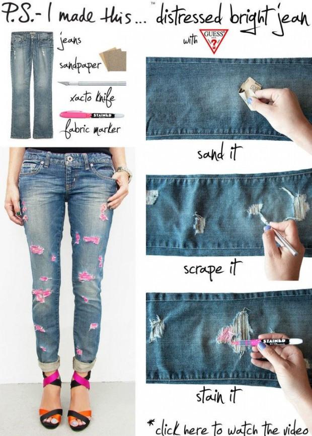 Diy Trend  44 Best DIY Fashion Ideas Ever