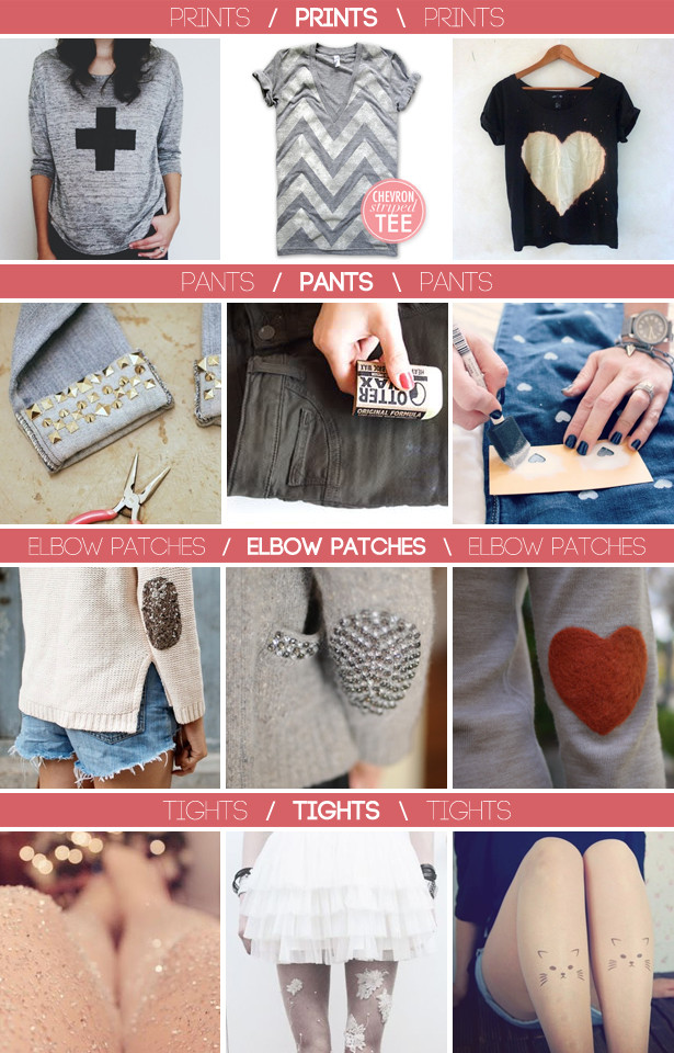 Diy Trend  DIY Ideas 17 Fashionable Makeovers