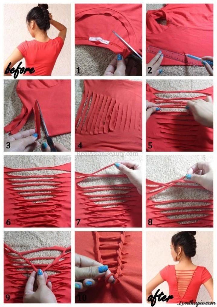 Diy Trend  20 Best DIY Fashion Ideas Ever