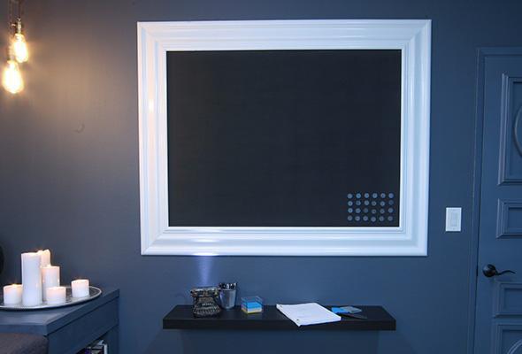 Diy Tv Board  DIY Magnetic Bulletin Board – P&G everyday