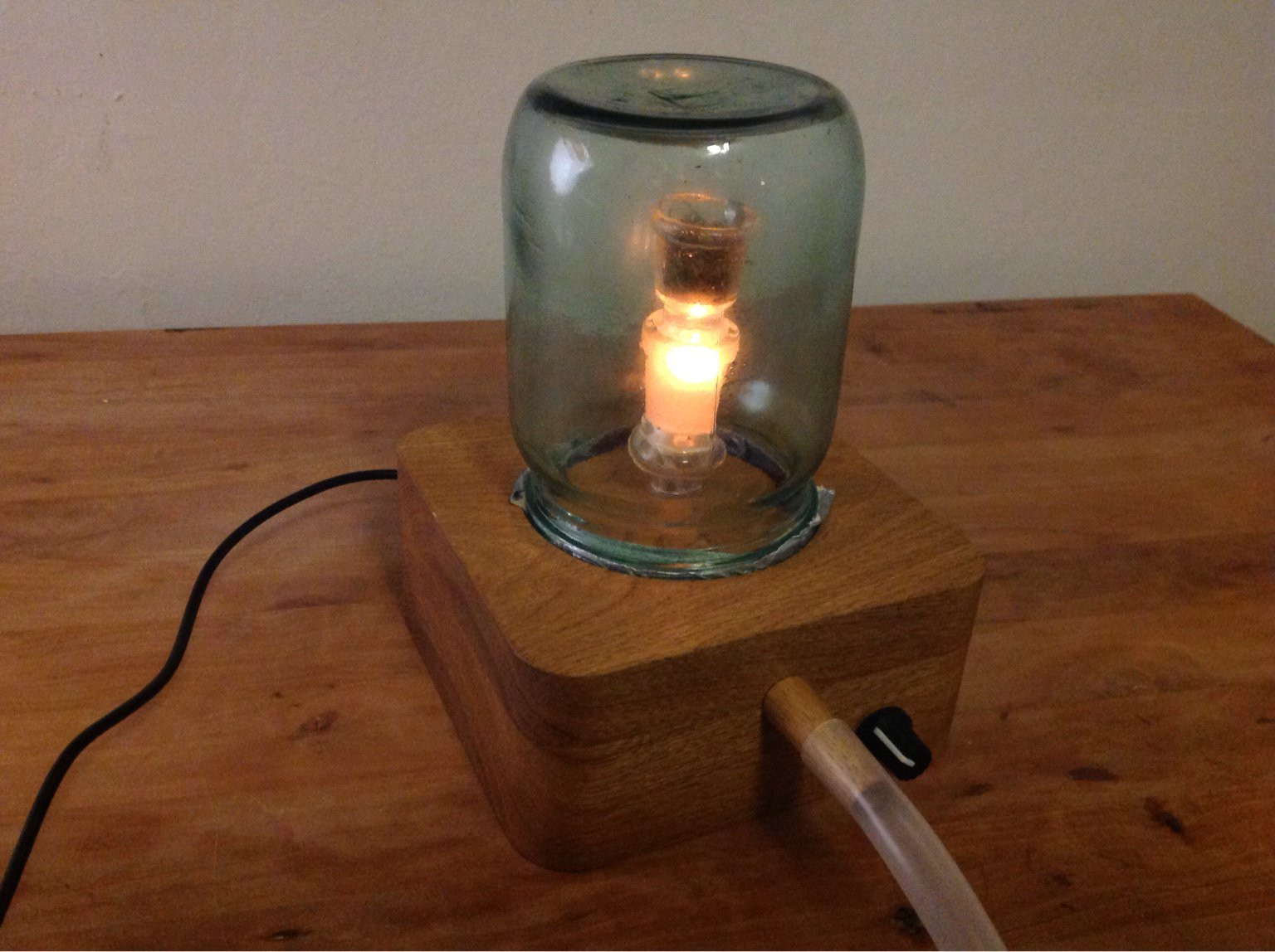Diy Vaporizer  DIY Halogen Bulb Vaporizer