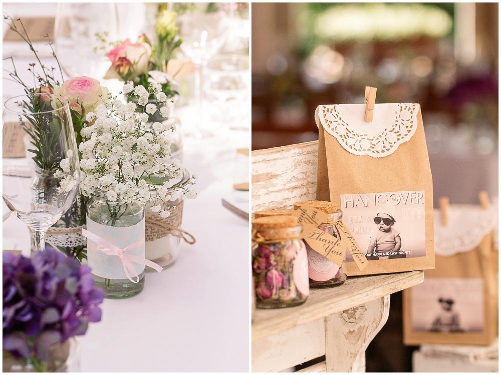 Diy Vintage Deko  Romantische DIY Vintage Hochzeit Hochzeitsfotograf