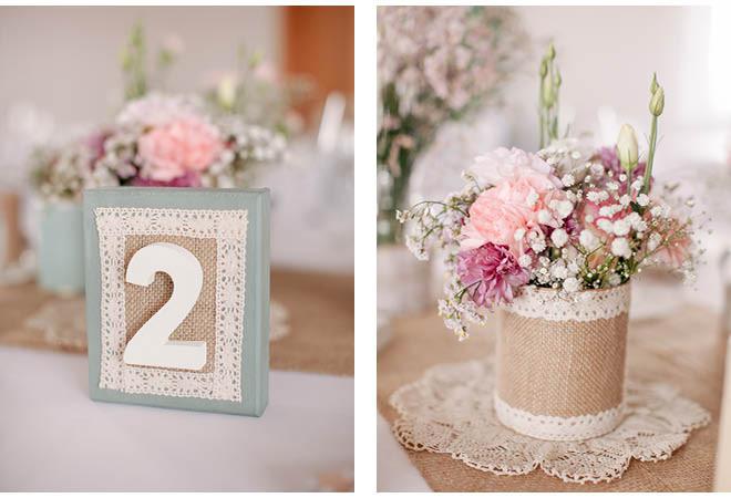 Diy Vintage Deko  DIY Hochzeit Hochzeitsblog marryMAG