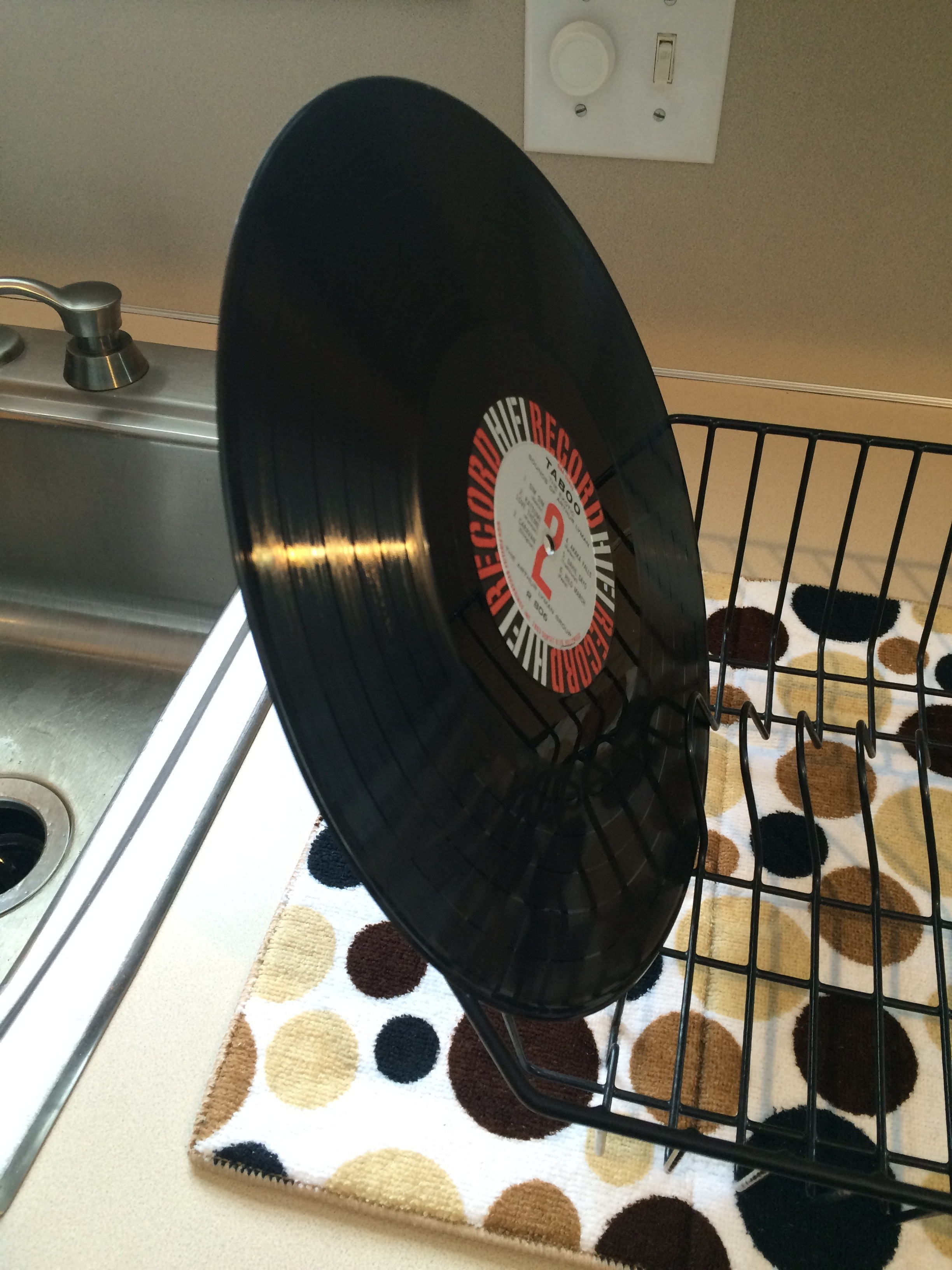 Diy Vinyl  DIY Vinyl Record Cleaning Cheap and Easy BrainstemBob