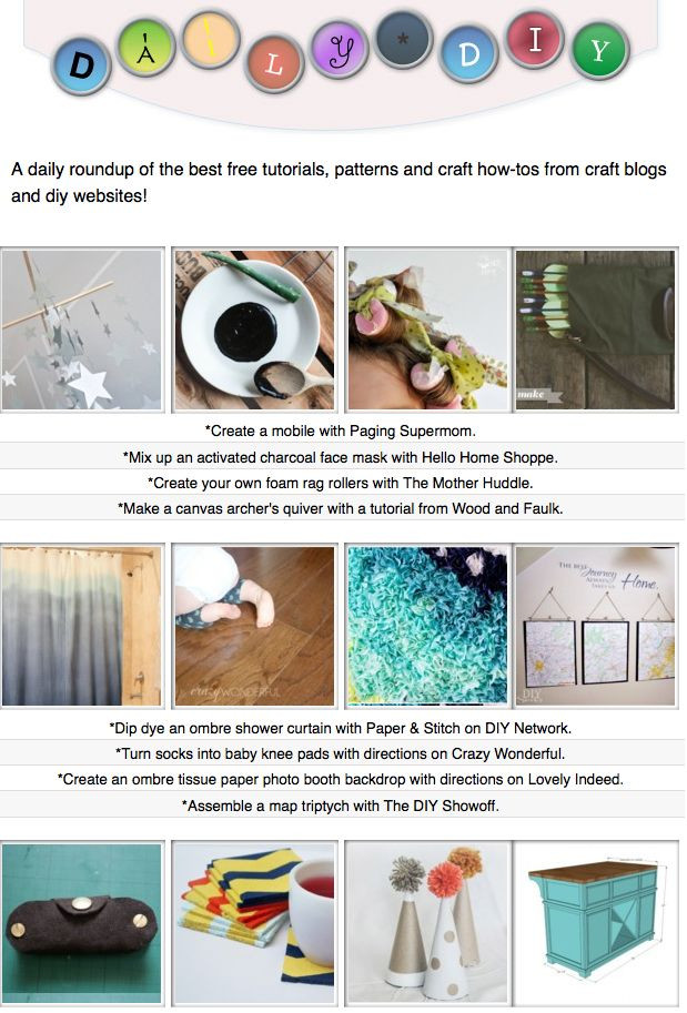 Diy Websites  1000 images about The Daily DIY on Pinterest