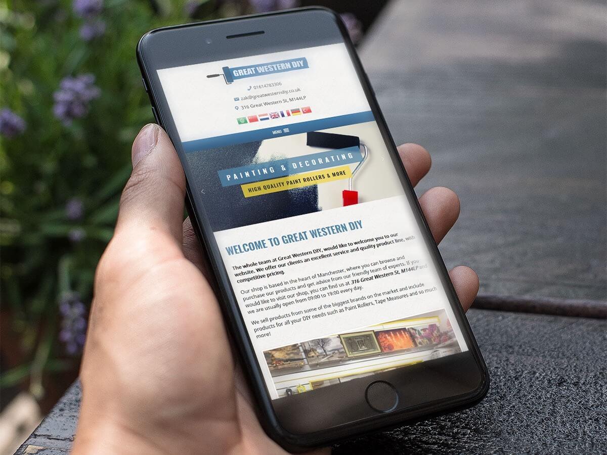 Diy Websites  Great Western DIY Ubie