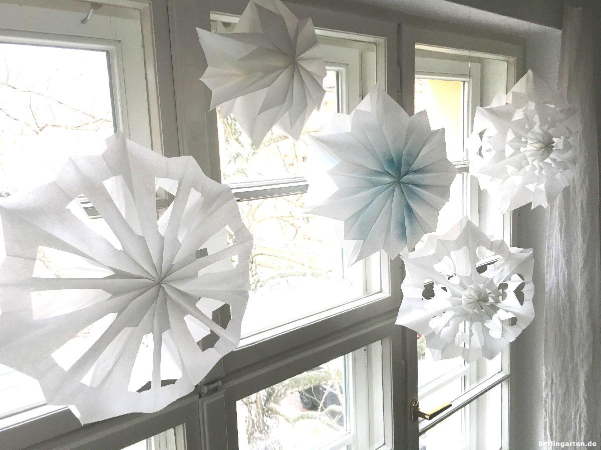 Diy Weihnachtsdeko Fenster  Weihnachtsdeko Basteln Fenster