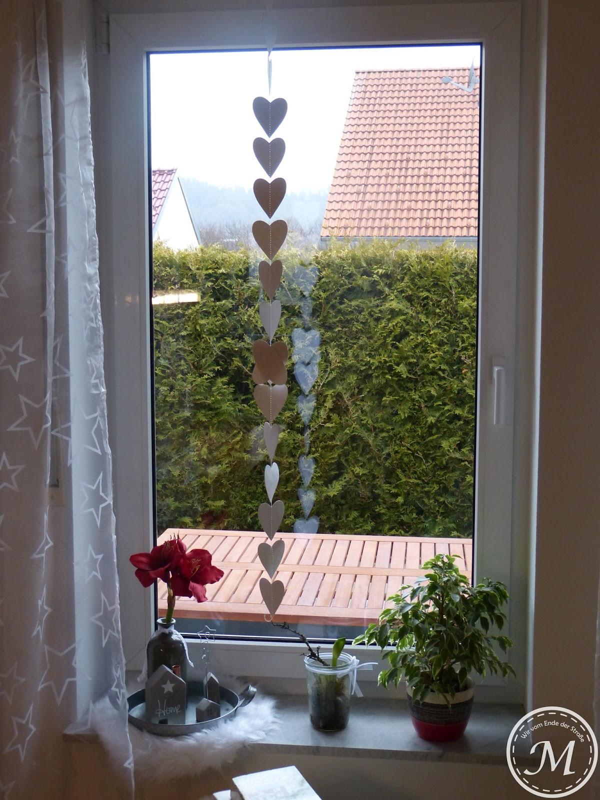 Diy Weihnachtsdeko Fenster  Süße Rentier Schnackeleien Und Ein Paar Weihnachtliche DIY