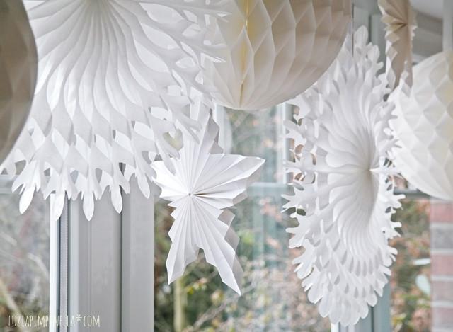 Diy Weihnachtsdeko Fenster  interior DIY