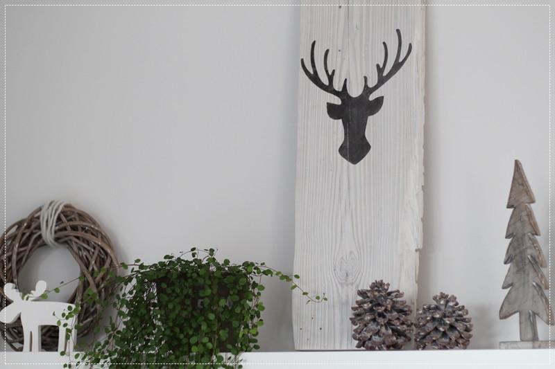 Diy Weihnachtsdeko Fenster  Carolas Bastelstübchen DIY Weihnachtsdeko