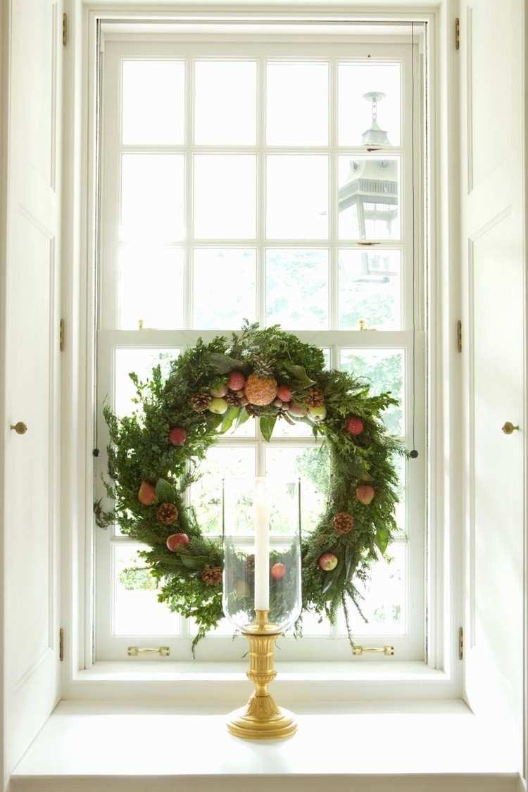 Diy Weihnachtsdeko Fenster  Weihnachtsdeko Für Fenster Genial Diy Winterdekoration Für