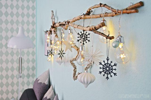 Diy Weihnachtsdeko Fenster  1000 Bilder zu weihnachtsdeko fenster auf Pinterest