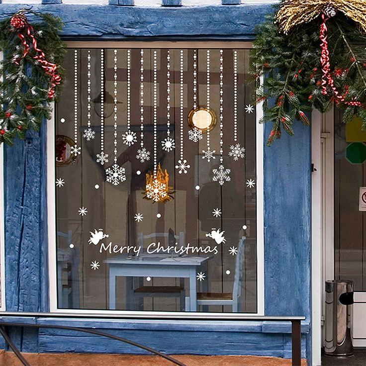 Diy Weihnachtsdeko Fenster  Die besten 25 Weihnachtsdeko fenster Ideen auf Pinterest