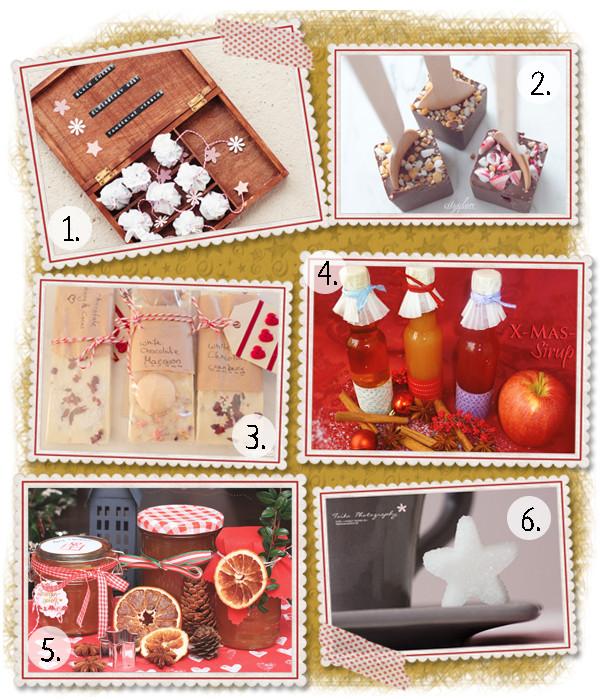 Diy Weihnachtsgeschenke Ideen Gesucht  60 Last Minute DIY Weihnachtsgeschenkideen Chamy