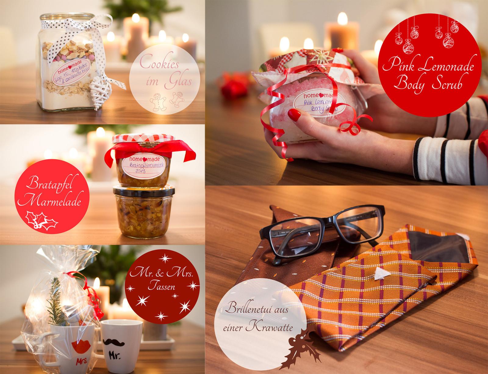 Diy Weihnachtsgeschenke Ideen Gesucht  Weihnachtsgeschenkideen einebinsenweisheit