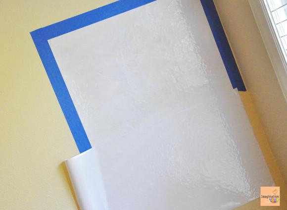 Diy Whiteboard  Write on the Walls DIY Whiteboards