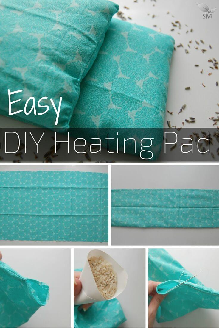Easy Diy  Easy DIY Heating Pad Pronounce