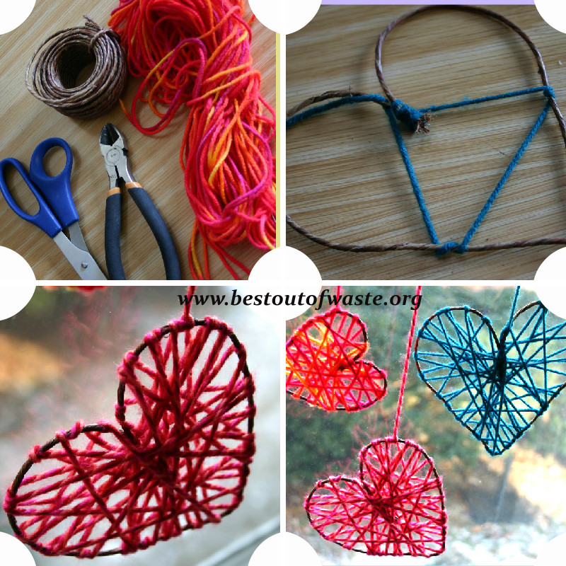 Easy Diy  Try These 40 Simple DIY String Projects Now