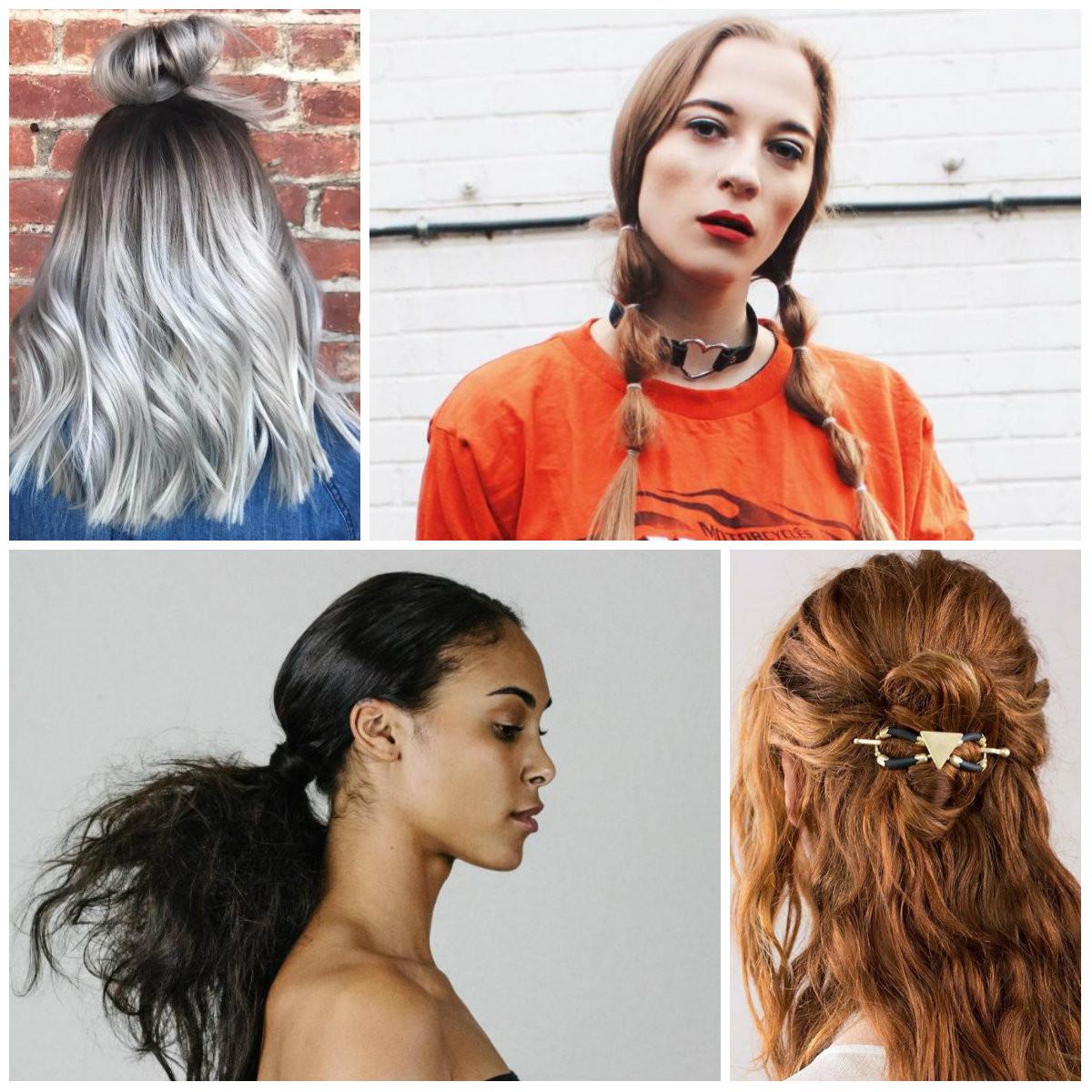 Easy Frisuren  Easy To Do Frisuren für das Jahr 2017 Neue Frisur Stil
