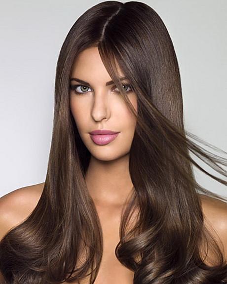 Einfache Frisuren Für Langes Haar  Frisuren für feines langes haar