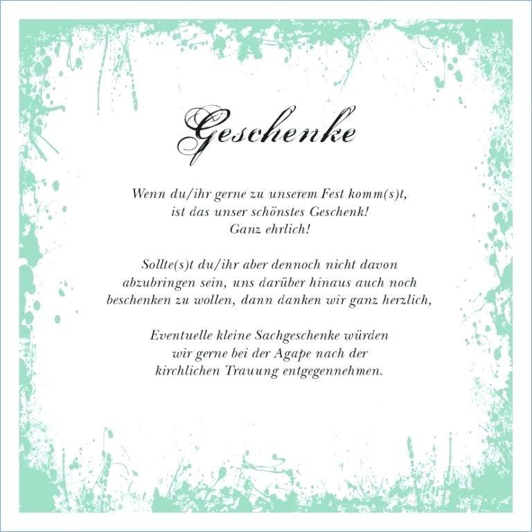 Einladung Geld Statt Geschenke  Hochzeit Einladung Geld Statt Geschenke