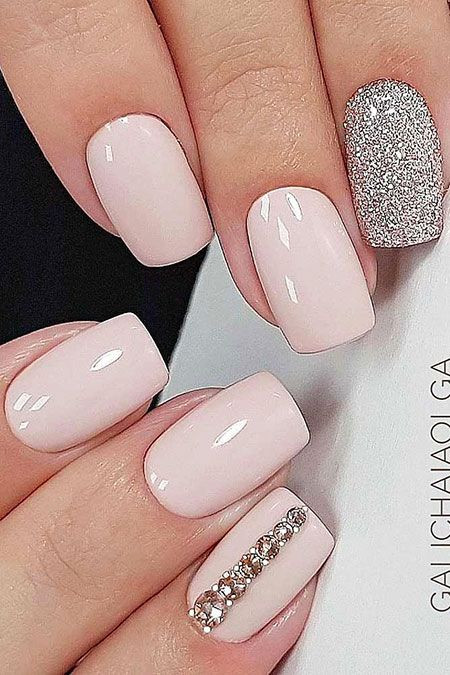 Elegante Nageldesigns  Wedding Nails 25 Elegant Nail Designs elegante