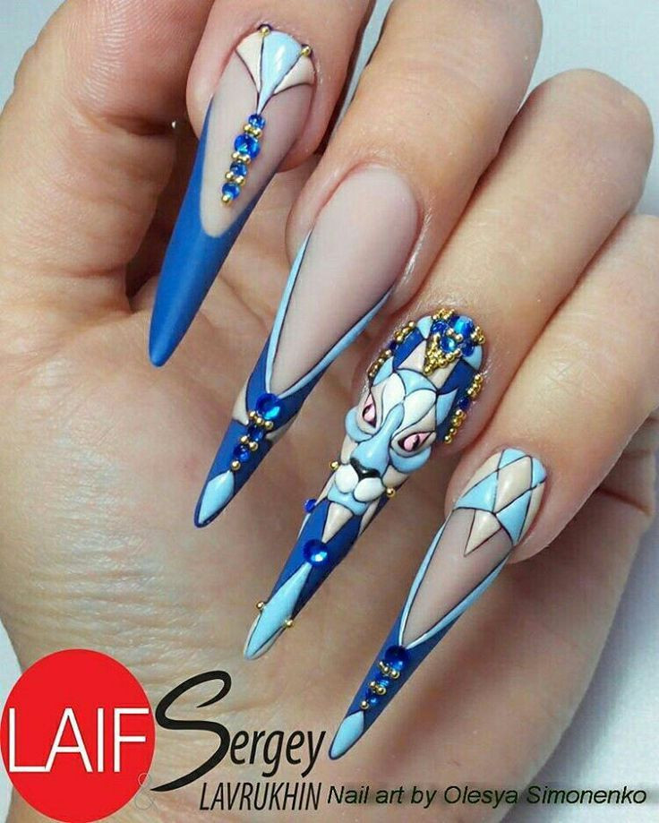 Elegante Nageldesigns  Pin von Maria Benada auf Nageldesign Pinterest