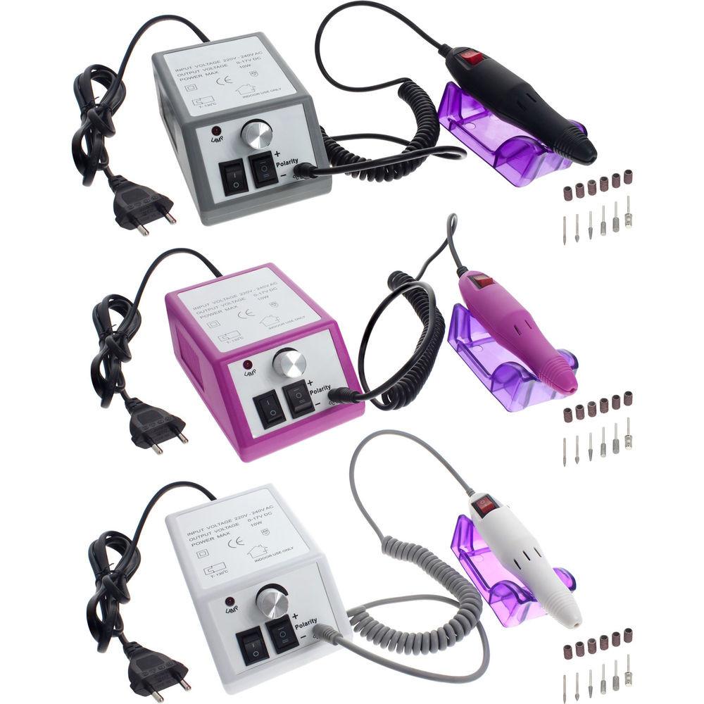 Elektrische Maniküre  Elektrische Nagelfräser Maniküre Pediküre Nail