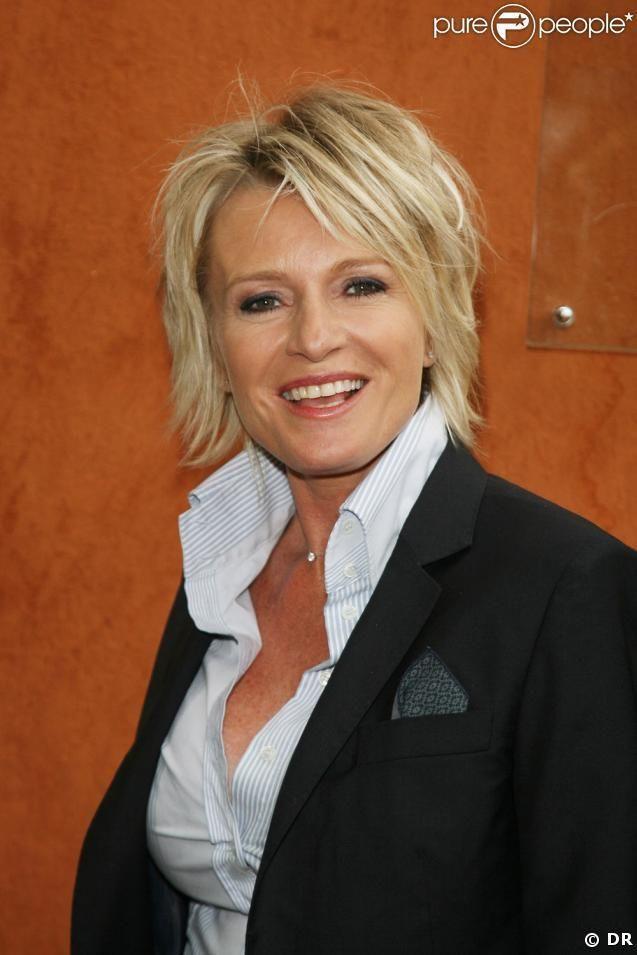 Elkes Haarschnitt  Image result for sophie davant hairstyles Frisur