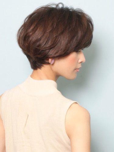Elkes Haarschnitt  Pin von Elke Höller auf Frisuren Pinterest