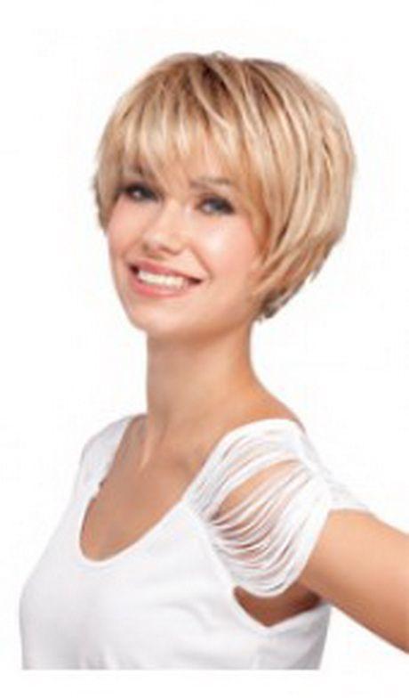 Elkes Haarschnitt  Stufenschnitt kurzhaar Frisur Pinterest