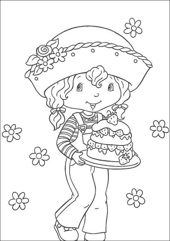 Emily Erdbeer Ausmalbilder  Ausmalbilder Emily Erdbeer 10