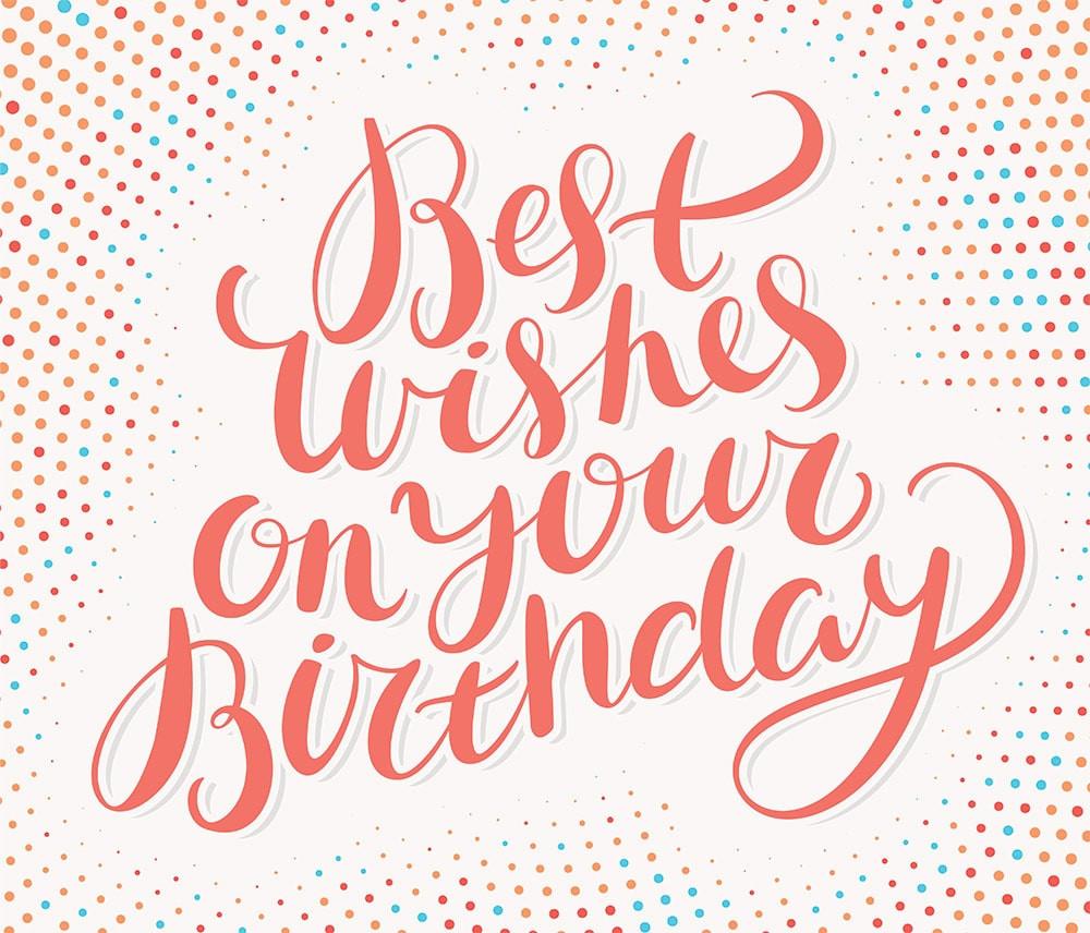 Englisch Geburtstagswünsche  Geburtstagswünsche auf Englisch