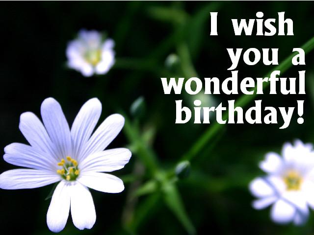Englisch Geburtstagswünsche  Wünsche Zum Geburtstag Auf Englisch Dictcc