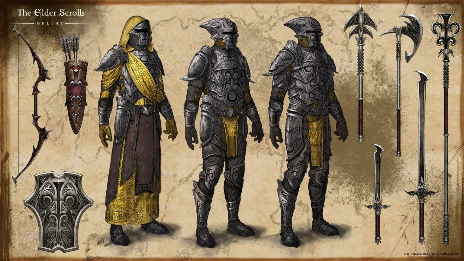 Eso Handwerk Stile  ESO Morrowind – Influential Factions of Vvardenfell