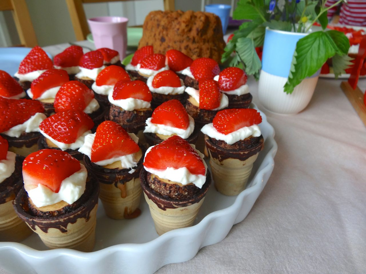 Essen Für Geburtstagsfeier  Frische Brise Die Geburtstagsfeier