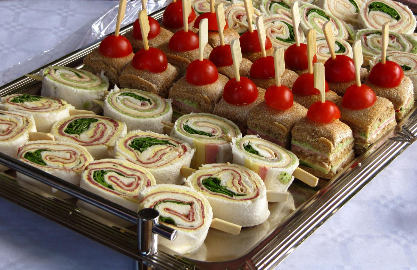 Essen Für Geburtstagsfeier  Gourmet & Genuss — Partyservice Pfahl