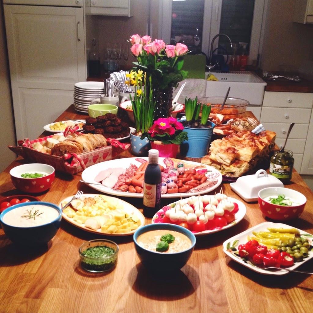 Essen Für Geburtstagsfeier  Mein 27 Geburtstag