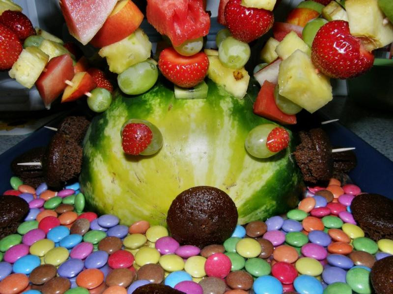 Essen Für Geburtstagsfeier  Essen für Kids und sonstige Basteleien Fotoalbum