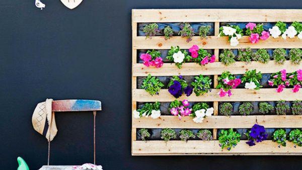 Europaletten Diy  Europaletten recyceln – DIY Möbel aus Holzpaletten holz