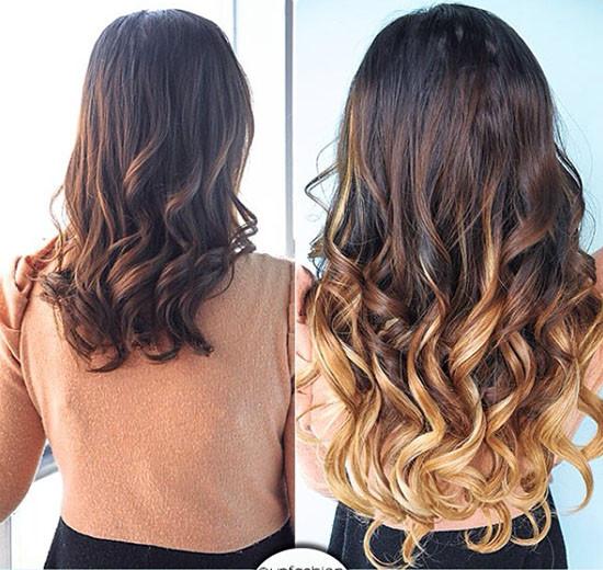 Extensions Frisuren  Peinados con Extensiones 1001 Consejos