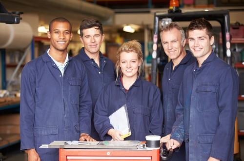 Fachkräftemangel Handwerk  Fachkräftemangel im Handwerk