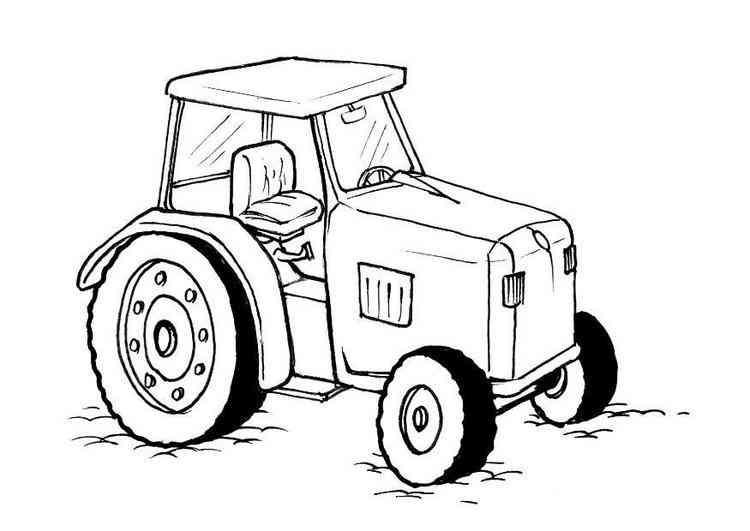 Fendt Ausmalbilder  Ausmalbilder traktor fendt kostenlos Malvorlagen zum