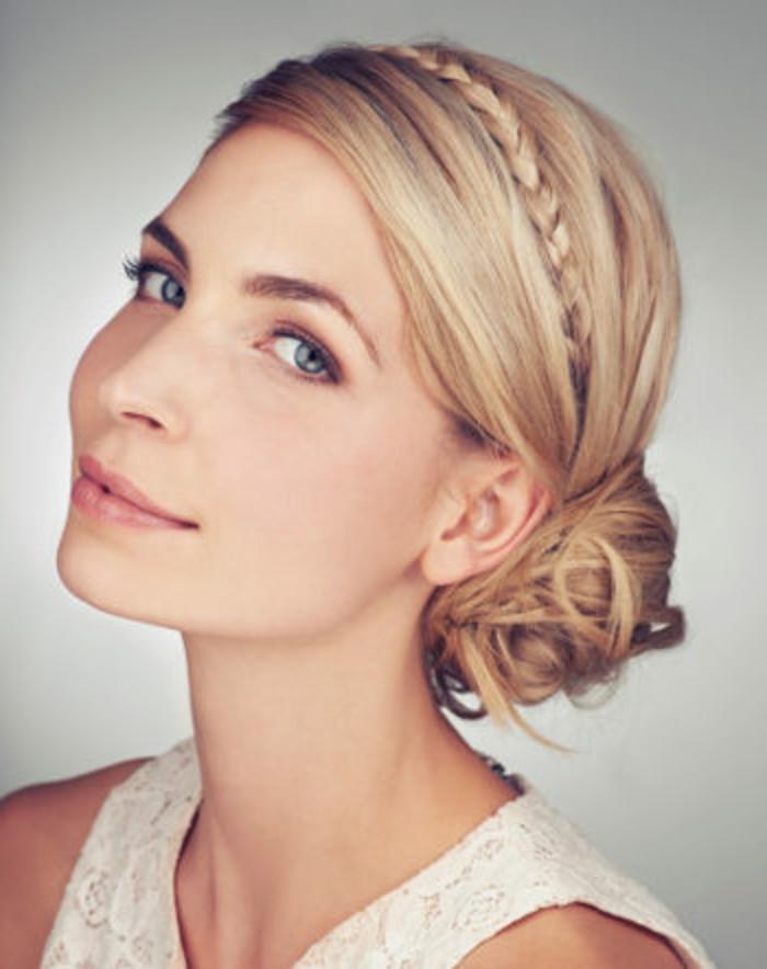 Festliche Frisuren Halblange Haare  1001 Ideen zum Thema Frisuren für besondere Anlässe