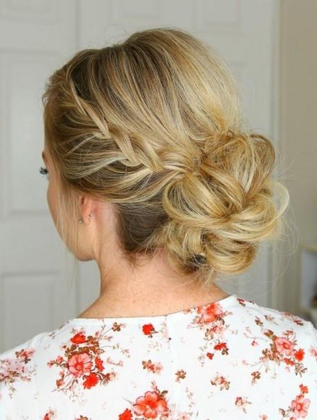 Festliche Frisuren Halblange Haare  Festliche frisuren für halblanges haar